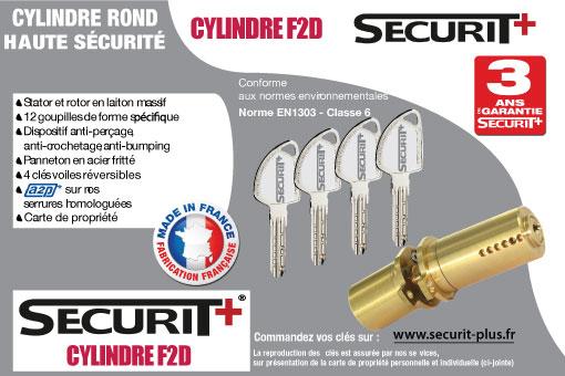 Securit+ 2D