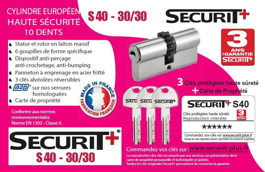 Securit+ S40